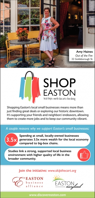 Shop Easton