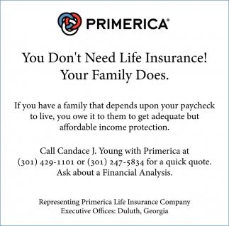 Primerica Life Insurance Duluth Ga Quotes And Parison