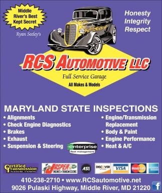 Maryland Motor Vehicle Inspection Impremedia Net