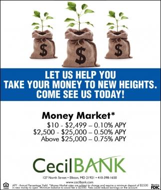 Money Market.