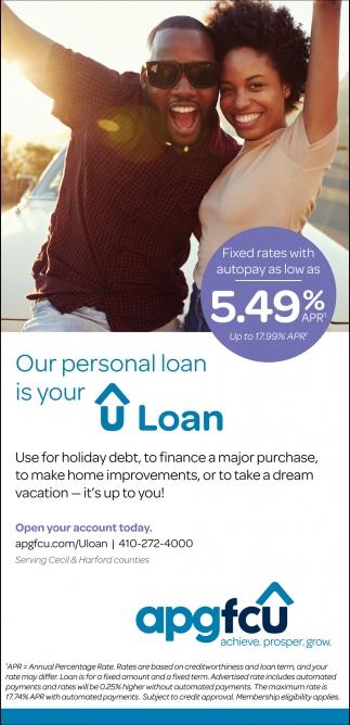U Loan