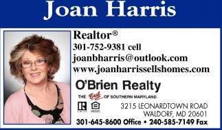 Joan Harris