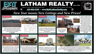 ExitNew Year means New Listings and New Prices