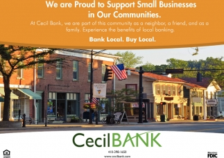 Bank Local. Buy Local