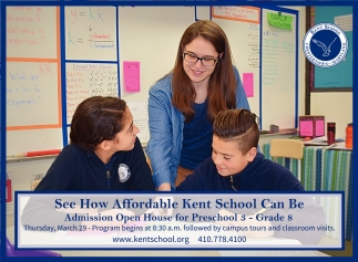 See How Affordable Kent School Can Be