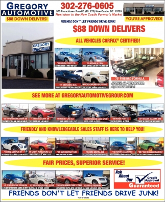 Gregory Automotive