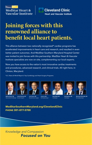 Joining forces with this renowned alliance to benefit local heart patient