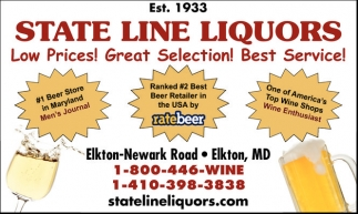 Low Prices! Great Selection! Best Service!