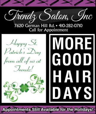 Trendz Salon, Inc