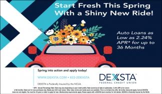 Start Fresh This Spring Dexsta Wilmington De