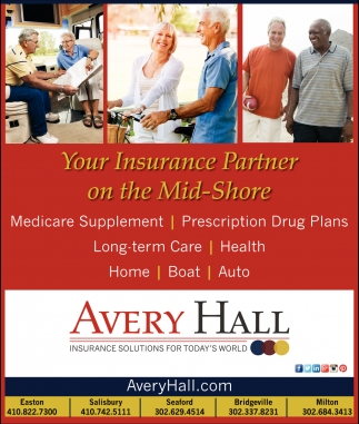 Your Insurance Partner on the Mid-Shore