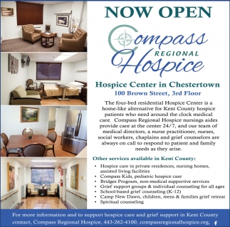 Hospice Center in Chestertown