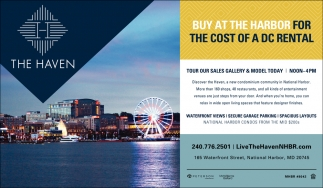 Buy at the Harbor for the Cost of a DC Rental