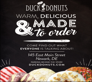 Warm, Delicius & Made to Order