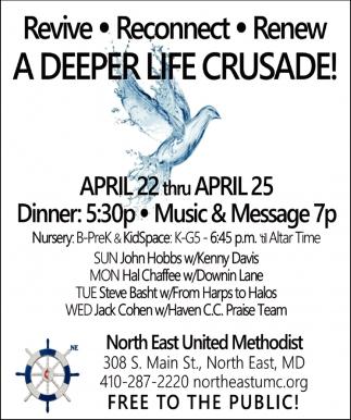 A Deeper Life Crusade