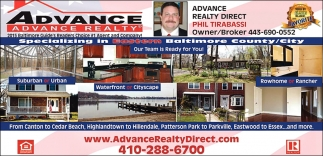 Specializing in Eastern Baltimore County