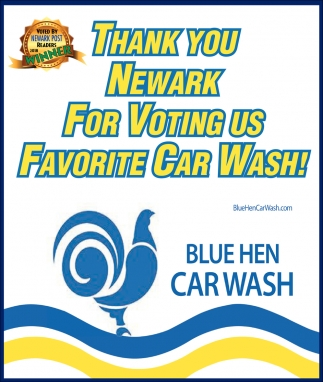 Thank you for Newark for Voting us