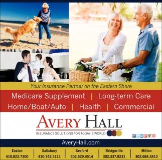 Your Insurance Partner on the Eastern Shore