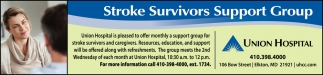 Stroke Survivors Support Group
