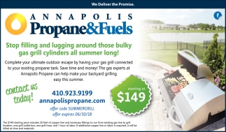 Meet Your Area Propane Specialist