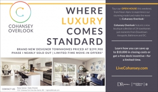 Where Luxury Comes Standard