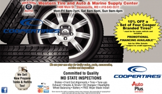 Tire, Auto & Marine Supply Center