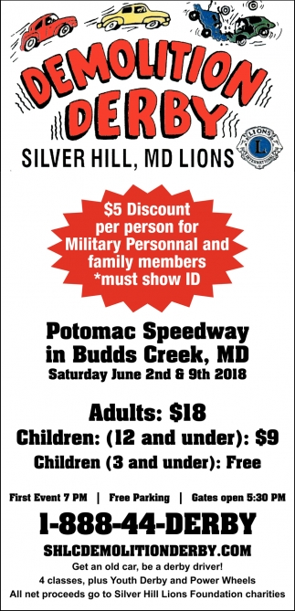 $5 Discount per Person for Military Personnal and Family Members