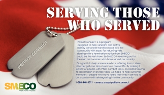 Serving Those Who Served