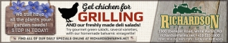 Get Chicken for Grilling