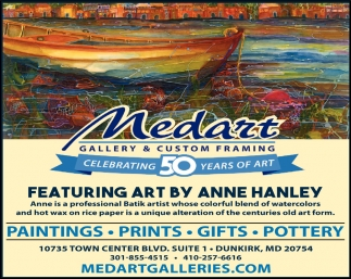 Celebrate #50 Years of Medart