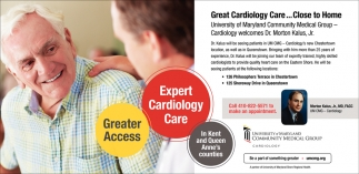 Great Cardiology Care