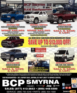 Save Up to $12,000 OFF!