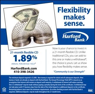 Flexibility Makes Sense