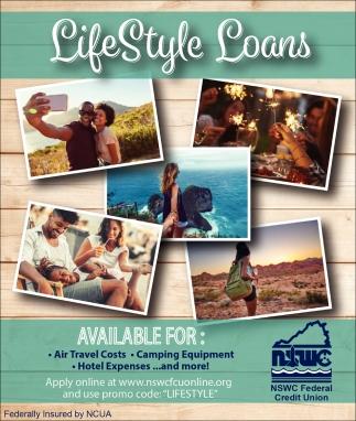 Lifestyle Loans