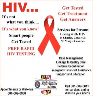 HIV... It's Not what You Think....