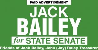 State Senate Candidate