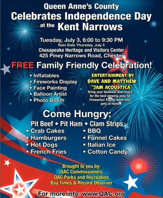 Independence Day at the Kent Narrows