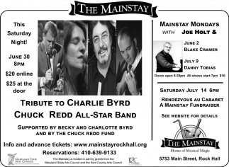 Tribute to Charlie Byrd Chuck Redd All-Star Band
