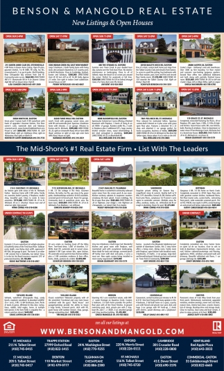 The Mid-Shore's #1 Real Estate Firm