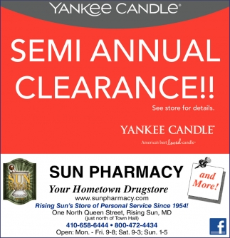 Semi Annual Clearance!!