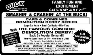 Family Fun & Excitement!