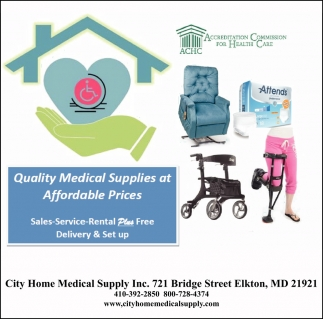 Quality Home Medical Supplies & Equipent
