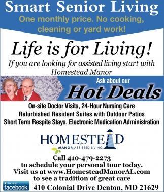 Smart Senior Living