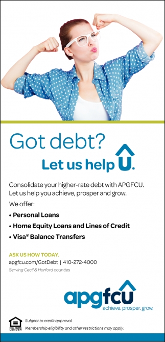 Get Debt? Let us Help