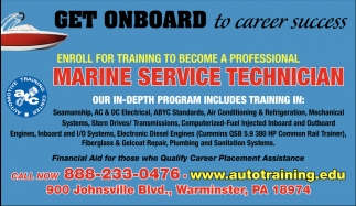 Marine Service Technician