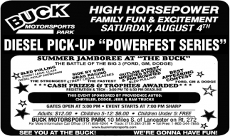 High Horsepower