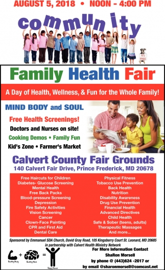 A Day Of Health Wellness Fun For The Whole Family Family Health
