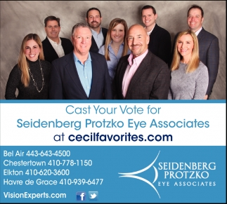 Cast Your Vote for Seidenberg Protzko Eye Associates
