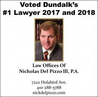 Nicholas J. Del Pizzo