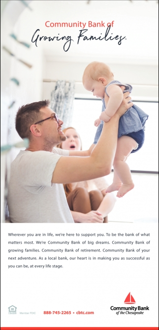 Community Bank of Growing Families